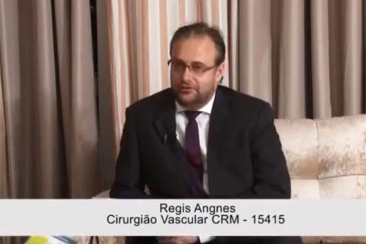 Imagem do ENTREVISTA COM DR. REGIS AGNES SOBRE A IMPORTÂNCIA E BENEFÍCIOS DA UTILIZAÇÃO DO VEINVIEWER