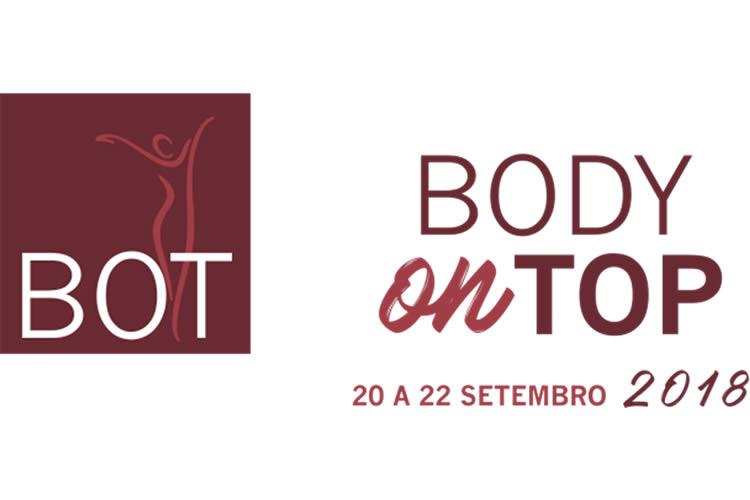 Imagem do artigo Body On Top - BOT - 20 a 22 de Setembro de 2018