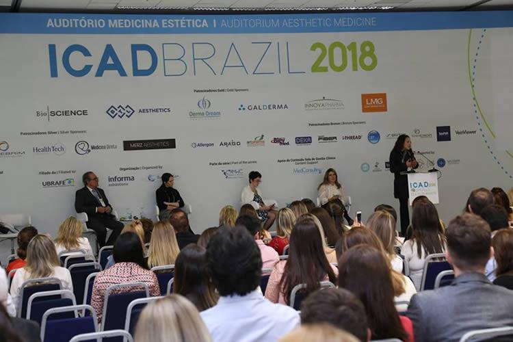 Imagem do ICAD BRAZIL - 23 A 25 DE AGOSTO DE 2018