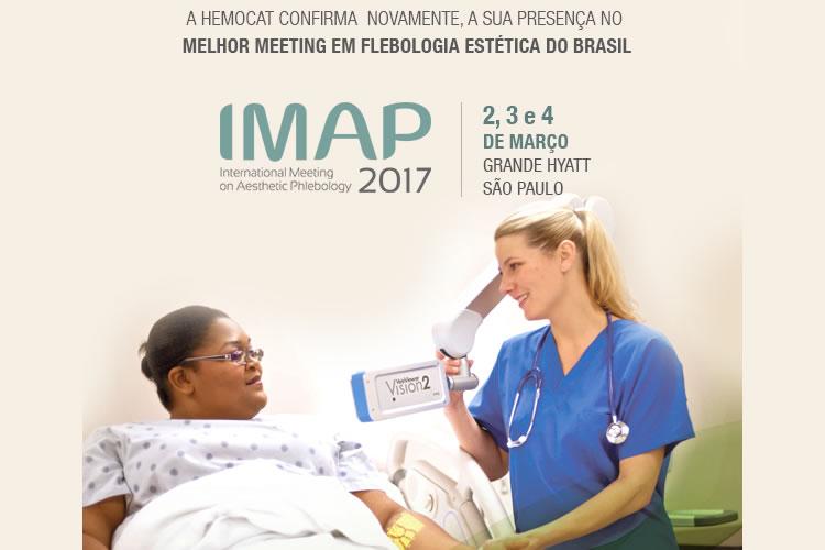 Imagem do ESTAREMOS PRESENTES NO MELHOR MEETING DE FLEBOLOGIA ESTÉTICA DO BRASIL