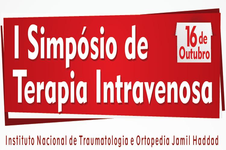 Imagem do I SIMPÓSIO DE TERAPIA INTRAVENOSA