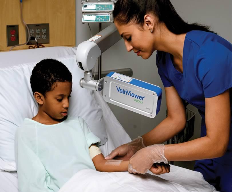 Imagem do uso hospitalar